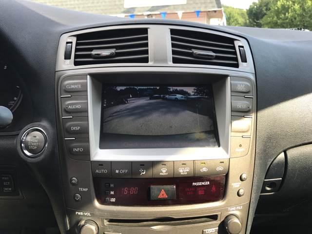 2007 Lexus IS 250 AWD 4dr Sedan (2.5L V6 6A) - Whitman MA
