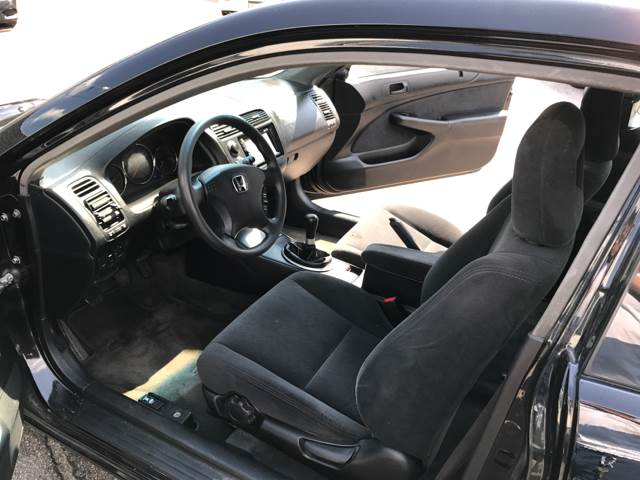 2004 Honda Civic EX 2dr Coupe - Whitman MA