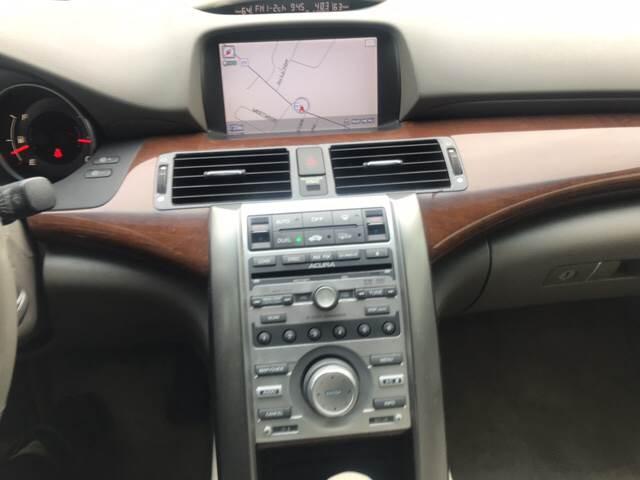 Acura Rl SHAWD Dr Sedan WNavi System In Whitman MA Easy - 2006 acura rl floor mats