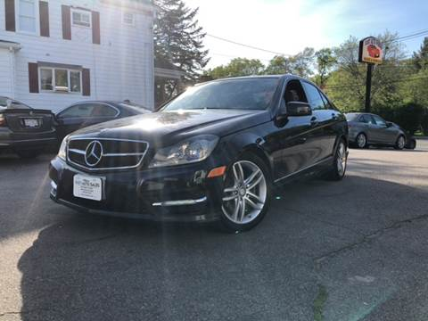 2012 Mercedes-Benz C-Class for sale at Easy Autoworks & Sales in Whitman MA