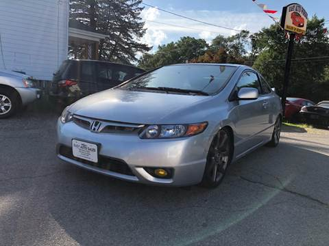 2007 Honda Civic for sale at Easy Autoworks & Sales in Whitman MA