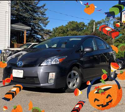 2010 Toyota Prius for sale at Easy Autoworks & Sales in Whitman MA