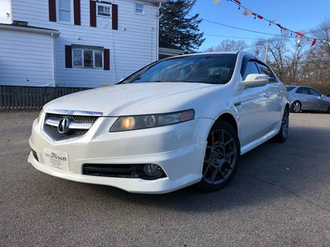 2007 Acura Tl Type S For Sale >> Acura Tl For Sale In Whitman Ma Easy Autoworks Sales