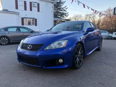 used lexus is f for sale in boise, id - carsforsale®