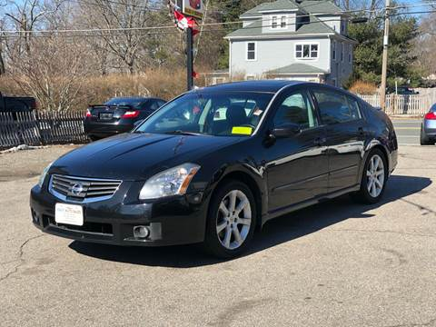 Maxima For Sale >> Nissan Maxima For Sale In Whitman Ma Easy Autoworks Sales