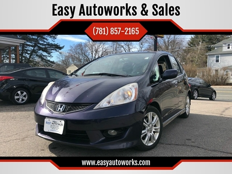 2010 Honda Fit for sale in Whitman, MA