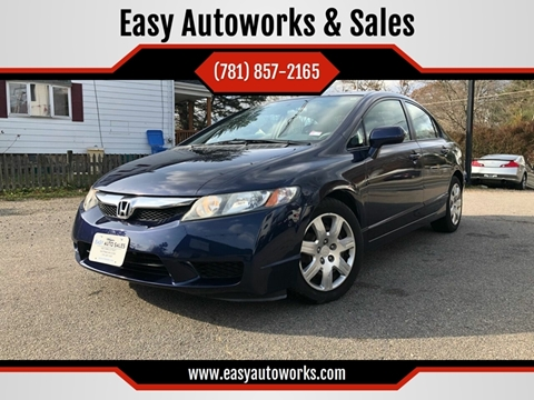 2010 Honda Civic for sale in Whitman, MA