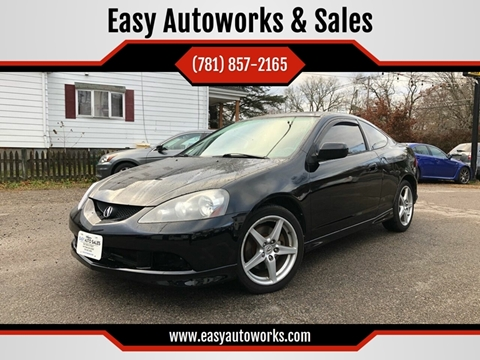 2006 Acura RSX for sale at Easy Autoworks & Sales in Whitman MA
