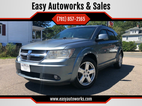 2010 Dodge Journey for sale at Easy Autoworks & Sales in Whitman MA