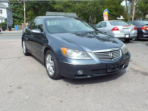 2006 Acura RL for sale at Easy Autoworks & Sales in Whitman MA