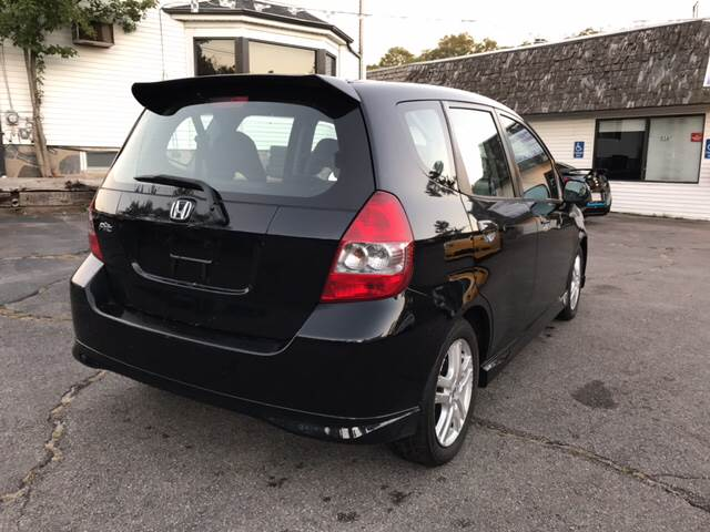 2008 Honda Fit Sport 4dr Hatchback 5A - Whitman MA