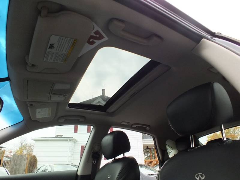 2008 Infiniti EX35 AWD 4dr Crossover - Whitman MA