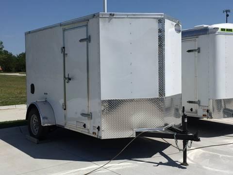 2018 Continental Cargo Enclosed 6X12 Trailer