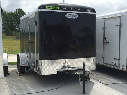 2018 Continental Cargo 6X10 Enclosed for sale in Urbandale, IA