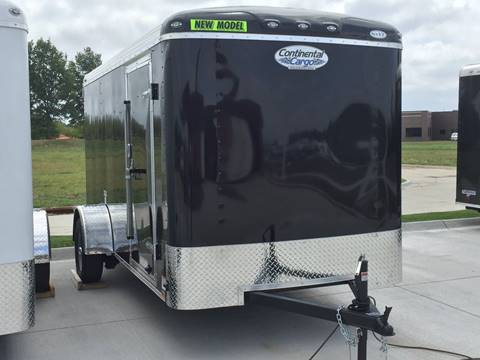 2018 Continental Cargo Enclosed 6X12 Trailer for sale in Urbandale, IA