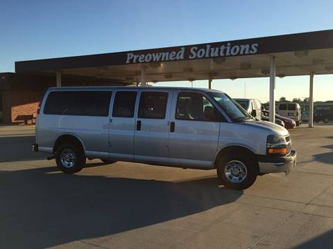 2015 Chevrolet Express Passenger for sale in Urbandale, IA