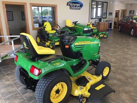 2004 John Deere X475 Tractor Mower for sale in Urbandale, IA