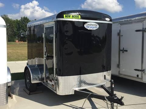 2018 Continental Cargo 5X8 Enclosed