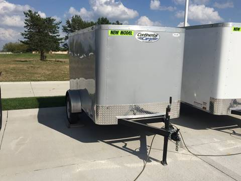 2018 Continental Cargo 5X8 Enclosed for sale in Urbandale, IA
