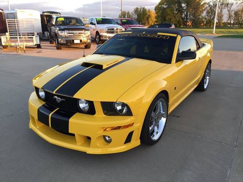 2006 Ford Mustang for sale in Urbandale, IA