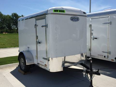 2019 Continental Cargo 5X8 Enclosed Trailer for sale in Urbandale, IA