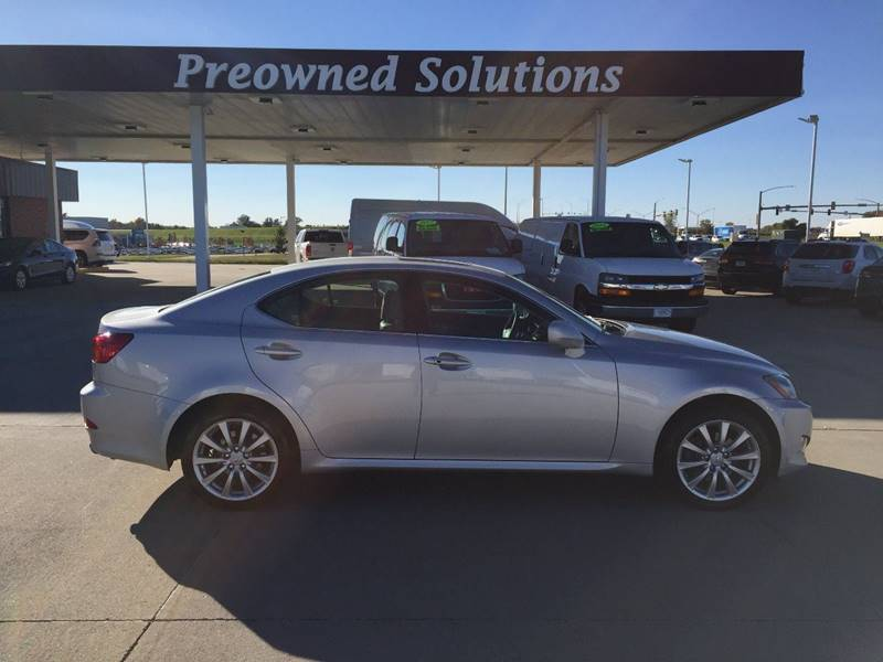 2006 Lexus IS 250 AWD 4dr Sedan   Urbandale IA