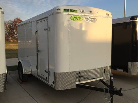 2019 Continental Cargo 6 X 12 Enclosed for sale in Urbandale, IA