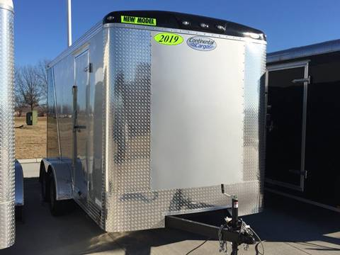 2019 Continental Cargo 7 X 14 ENCLOSED for sale in Urbandale, IA