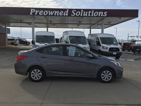 2017 Hyundai Accent for sale in Urbandale, IA