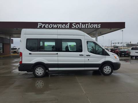 2017 Ford Transit Passenger for sale in Urbandale, IA