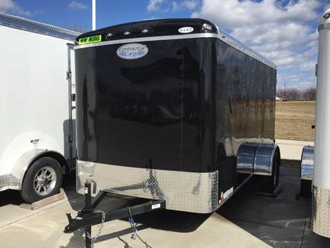 2020 Continental Cargo 6X12 Enclosed for sale in Urbandale, IA