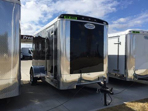 2020 Continental Cargo 6X12 Enclosed Trailer for sale in Urbandale, IA