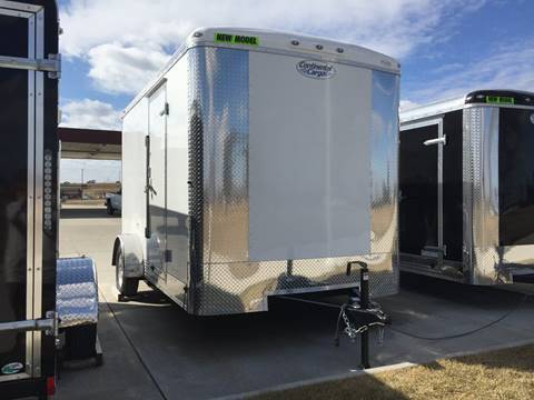 2020 Continental Cargo 7X12 Enclosed Trailer for sale in Urbandale, IA