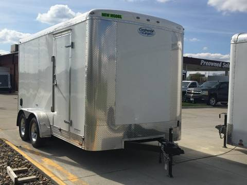 2020 Continental Cargo 7X14 Enclosed for sale in Urbandale, IA