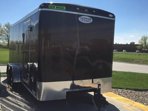 2020 Continental Cargo 7X16 Enclosed for sale in Urbandale, IA