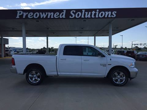 Used Trucks For Sale In Iowa >> 2019 Ram Ram Pickup 1500 Classic For Sale In Urbandale Ia