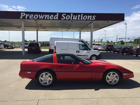1990 Chevrolet Corvette for sale in Urbandale, IA