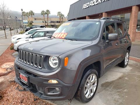 2017 Jeep Renegade for sale in Saint George, UT