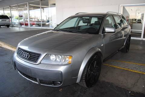 2004 Audi Allroad Quattro for sale in Sacramento, CA