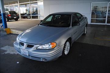2000 Pontiac Grand Am for sale in Sacramento, CA