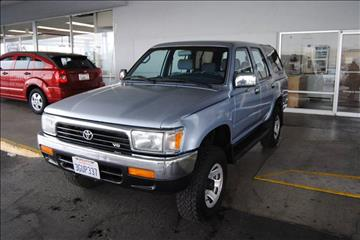 1994 Toyota 4Runner for sale in Sacramento, CA