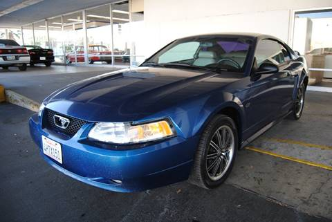 2000 Ford Mustang for sale in Sacramento, CA