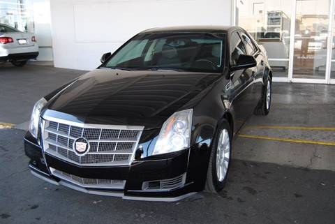2008 Cadillac CTS for sale in Sacramento, CA