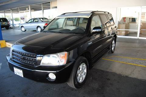2001 Toyota Highlander for sale in Sacramento, CA