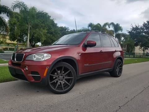 2012 BMW X5 for sale in Hollywood, FL