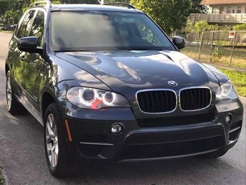 2012 BMW X5 for sale in Hollywood, FL