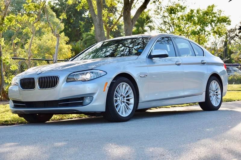2011 BMW 5 Series 535i In Hollywood FL - CARSTRADA