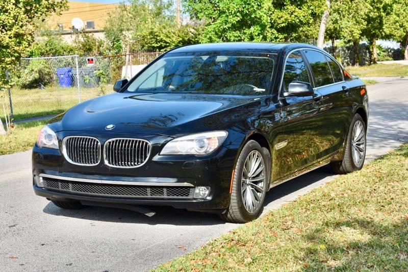 BMW Series For Sale CarGurus - 2012 bmw 745i