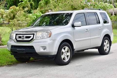 2011 Honda Pilot For Sale In Hollywood, FL