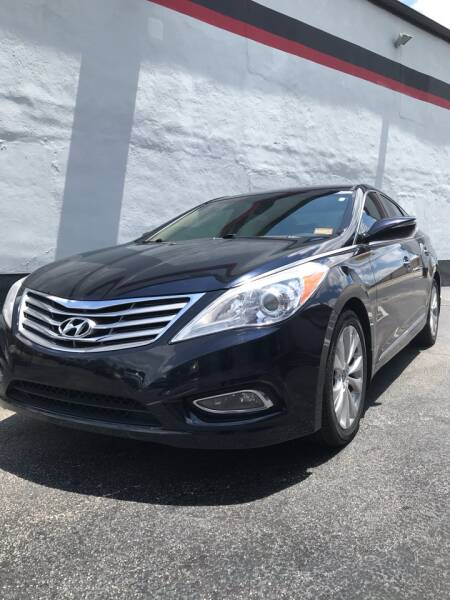 2013 Hyundai Azera for sale at CARSTRADA in Hollywood FL